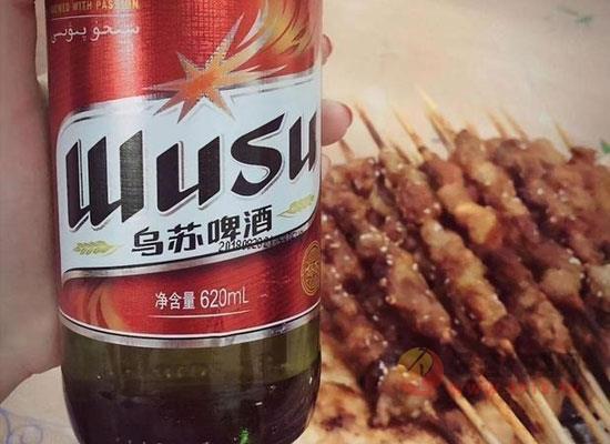 红乌苏和绿乌苏区别,乌苏啤酒口感怎么样