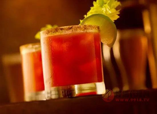 血腥玛丽鸡尾酒的特点是什么,来源有哪些