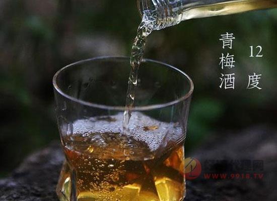 青梅酒兑什么好喝,它是怎么泡制的