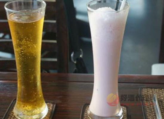 喝完啤酒可以喝牛奶吗,喝酒前后怎么保护好自己的肠胃