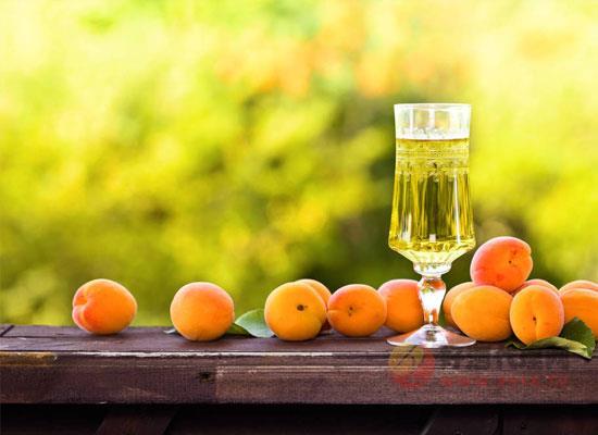杏子也能酿酒吗,杏子酒的酿制步骤是什么