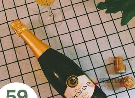 香槟酒多少钱一瓶,性价比高不高