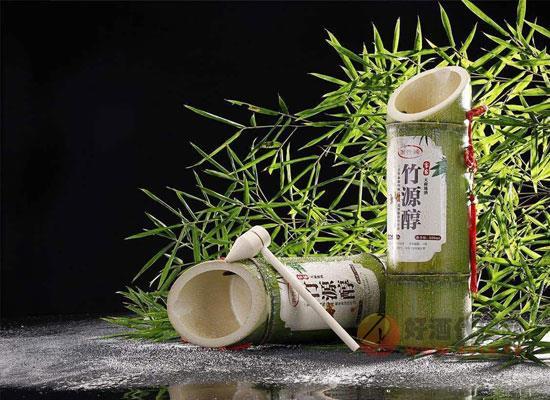 竹筒酒是怎么做成的,竹筒酒制作方法介绍