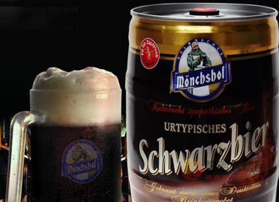 德国猛士黑啤酒怎么开,它怎么样