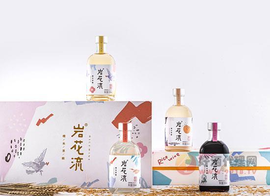 岩花流米酒价格贵吗,礼盒装多少钱