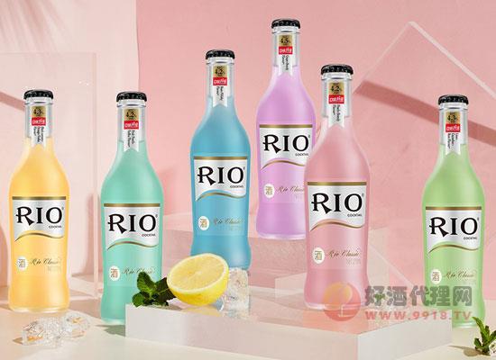 RIO锐澳鸡尾酒升级经典瓶价格贵吗,一套多少钱