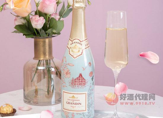 格兰丁秘境甜白葡萄酒怎么样,果香浓郁,口感美味
