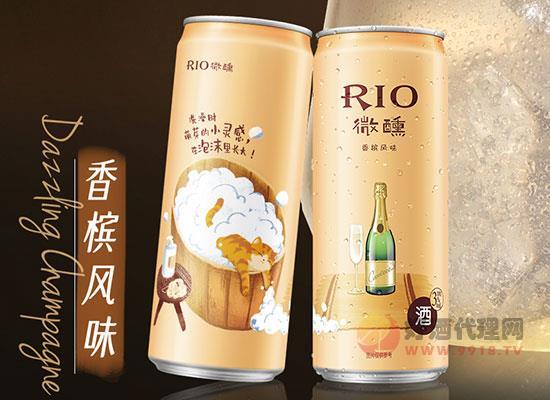 RIO微醺系列鸡尾酒特点有哪些,值得入手吗