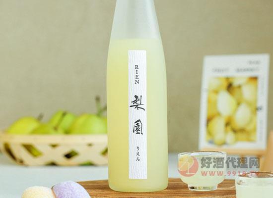 老松造梨园梨子酒价格怎么样,一瓶多少钱