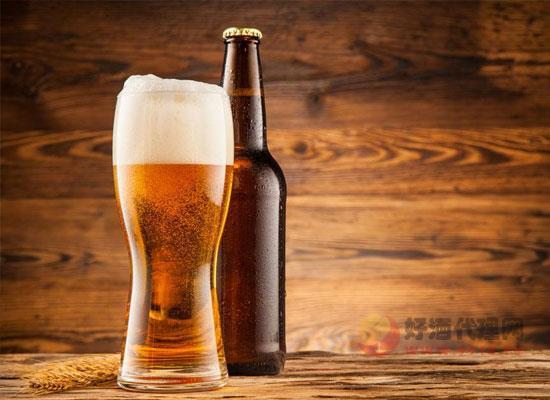 为什么啤酒有泡沫,啤酒的泡沫是怎么来的