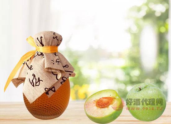 名大石井青梅酒是什么酒,温州特产,清爽美味