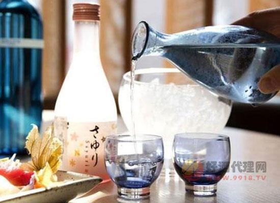清酒应该怎么开瓶,饮用方法有哪些