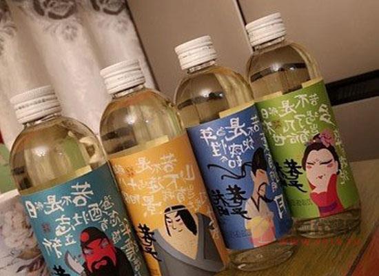花田巷子米酒种类有哪些,哪一款更好喝