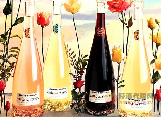 吉哈伯通玫瑰丘系列葡萄酒一瓶多少钱,性价比怎么样