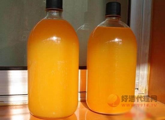 橘子酒的酿制方法,简单易学在家就能做