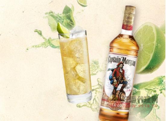 摩根船长朗姆酒多少钱,值不值得购买