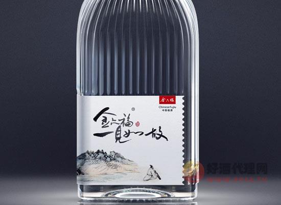 金六福一见如故纯粮白酒怎么样,产品特点有哪些
