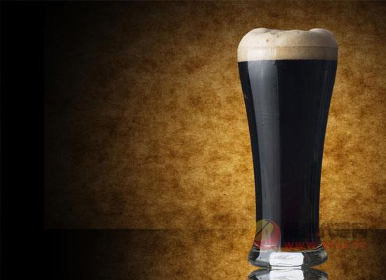 黑啤酒的特点是什么,为什么深受消费者喜爱