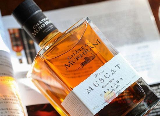 穆库堡麝香甜白葡萄酒是什么酒,一款让你开心的酒