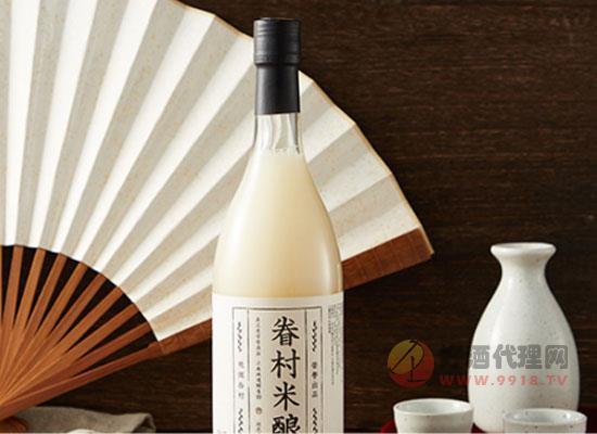 桃园眷村桂花米酒怎么样,好不好喝