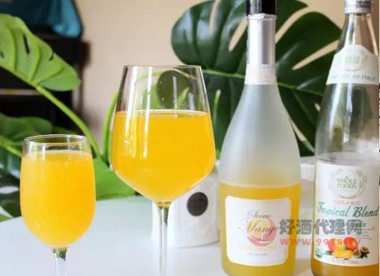 芒果酒的酿制方法,它的口感怎么样