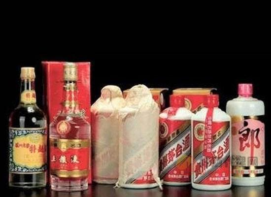 白酒品牌有哪些,哪个品牌的更好喝