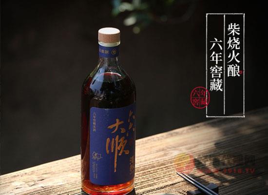 酒狐六年窖藏米酒价格怎么样,一瓶多少钱
