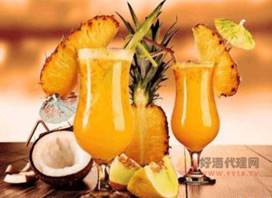 菠萝酒的制作方法,简单易学喜欢的来