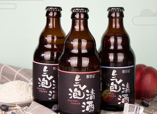 醉香田气泡清酒价格怎么样,一瓶多少钱