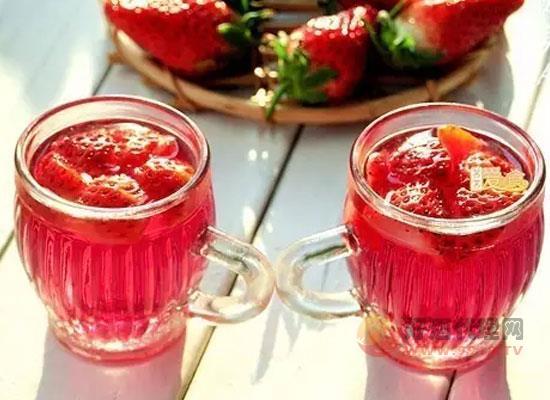 自制草莓酒应该怎么做,草莓酒酿制方法介绍