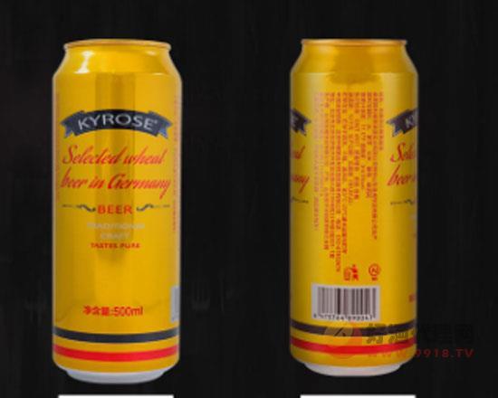 科睿思啤酒多少钱一箱,性价比高不高