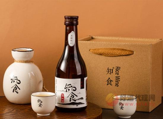 知食清米酒怎么样,有什么特点