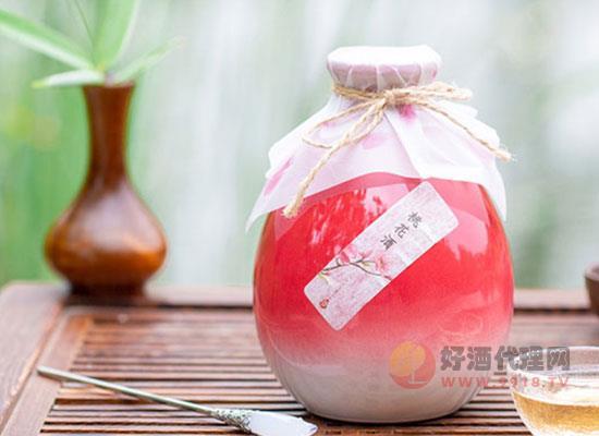 桃花酒和桃花酿的区别,桃花酿的酿制方法