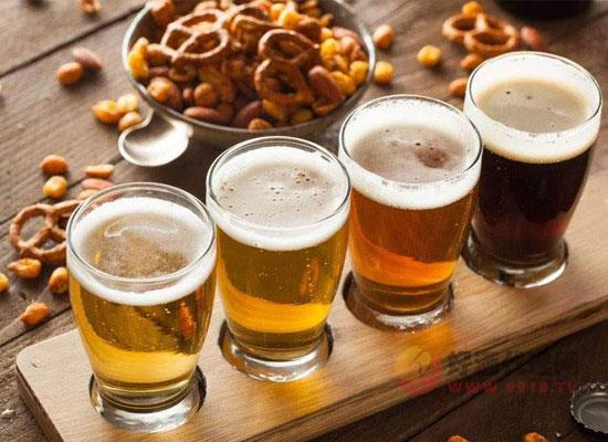 夏季啤酒应该怎么喝,喝酒的注意事项有哪些