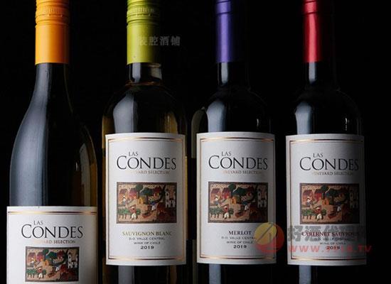 拉斯康得酒庄赤霞珠梅乐干红葡萄酒价格贵吗,一箱多少钱