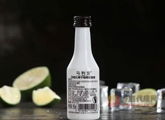 马利宝椰子朗姆酒怎么喝,下面这几种不容错过