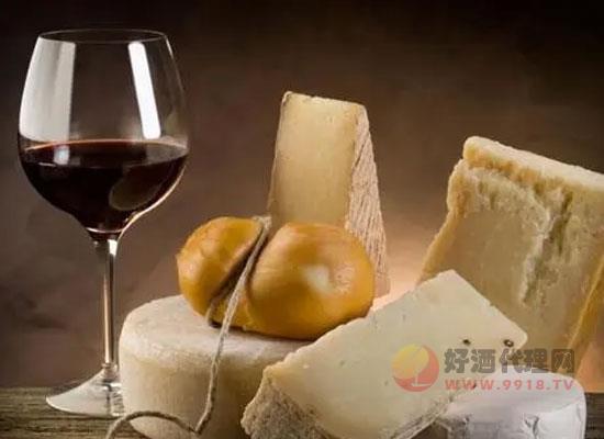 葡萄酒配什么奶酪,下面几种值得尝试