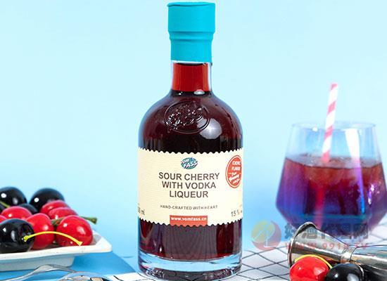 酸樱桃味利口酒多少钱一瓶,性价比高吗