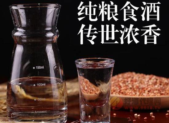浓香型白酒的窖香是什么味道,它们的特点有哪些