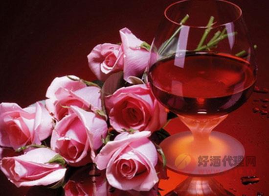 玫瑰花酒是怎样制作的,它的作用有哪些