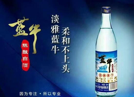 北京蓝牛二锅头,一款捧在手心的精制小酒