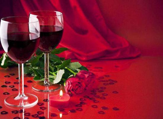 元旦將至,浪漫相約,玫瑰冰紅葡萄酒與你不期而遇!