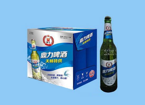 深冬寒风起,鼎力来助阵,鼎力啤酒一款在冬季也能畅饮的佳酿