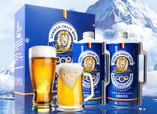勞特巴赫啤酒,美味醇正,營養豐富