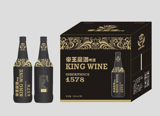 1578帝王魔酒,清爽美味,魅不可擋
